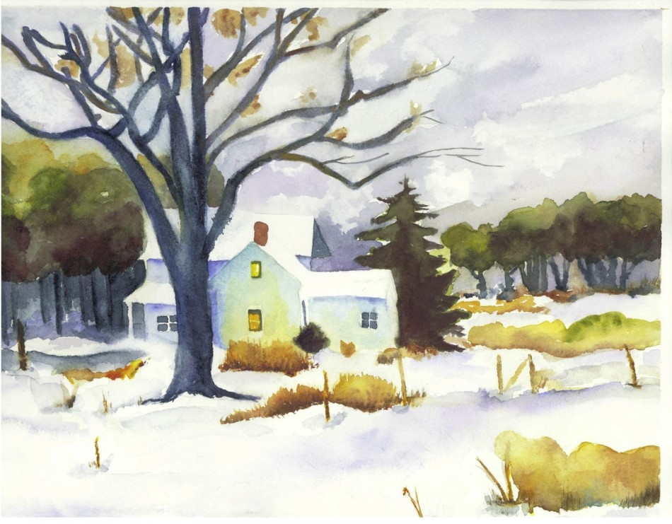 Country Snow